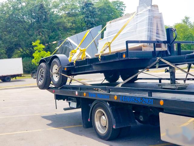 Heavy Equipment and Special Machinery  Safe Towing by Tow Master in Toronto